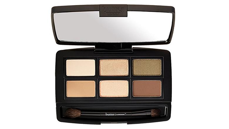 natural makeup, organic makeup, natural cosmetics, butter london