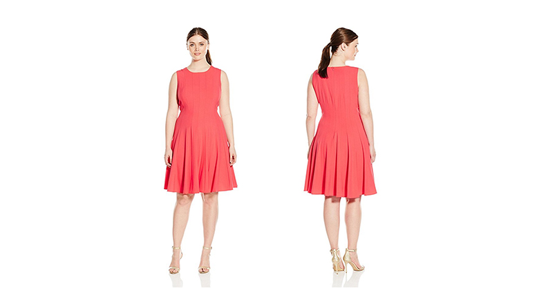 plus size dresses, plus size summer dresses, women's dresses, plus size fashion, Calvin Klein
