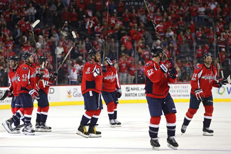 NHL Power Rankings, Stanley Cup Playoffs, Stanley Cup Power rankings, Washington Capitals