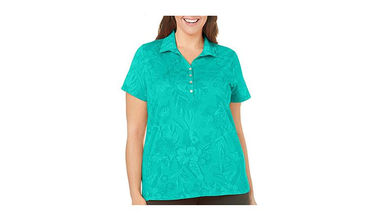 plus size tops, plus size shirts, plus size blouses, caribbean joe