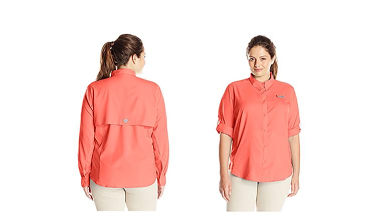 plus size tops, plus size shirts, plus size blouses, columbia sportswear