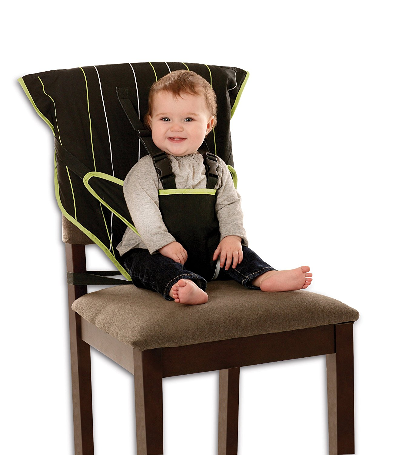 cozy cover portable high chair, infant safety seat, portable high chair, travel high chair, best portable high chair, best travel high chair