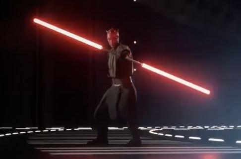Star Wars Battlefront 2, Darth Maul