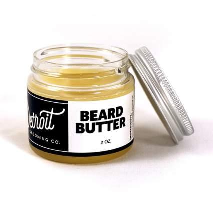 beard butter, beard balm, grooming