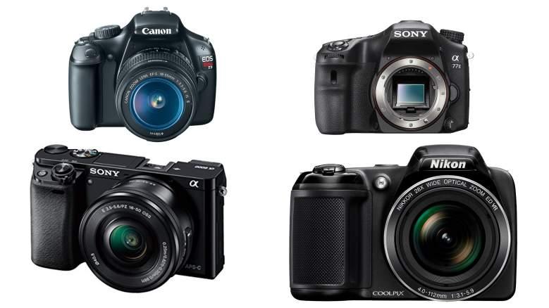 best starter dslr cameras