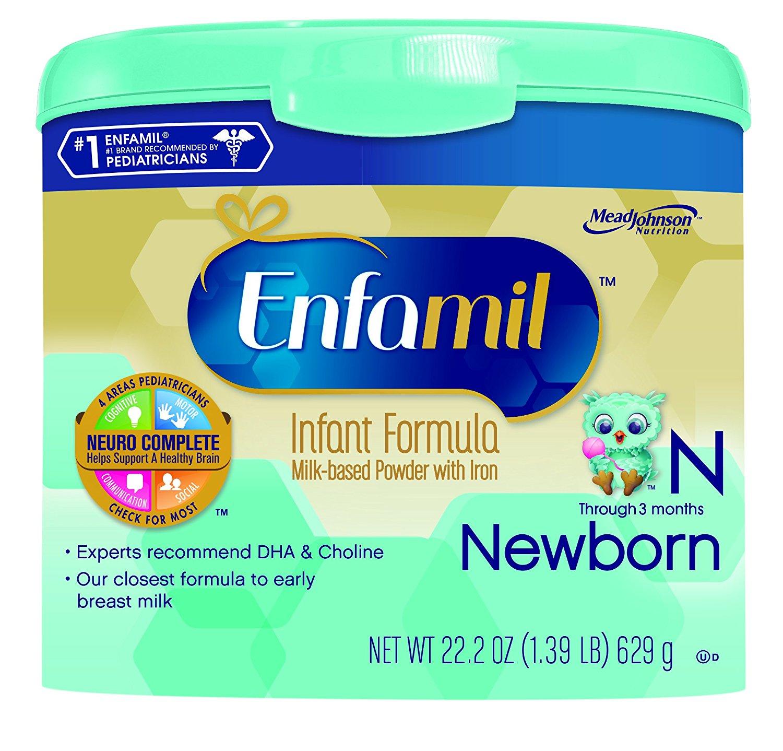 enfamil newborn baby formula, best infant formula
