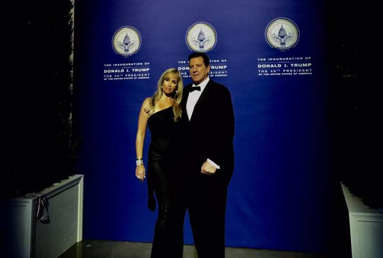 Eric Bolling wife, Eric Bolling wife photo, Eric Bolling family, Adrienne Bolling