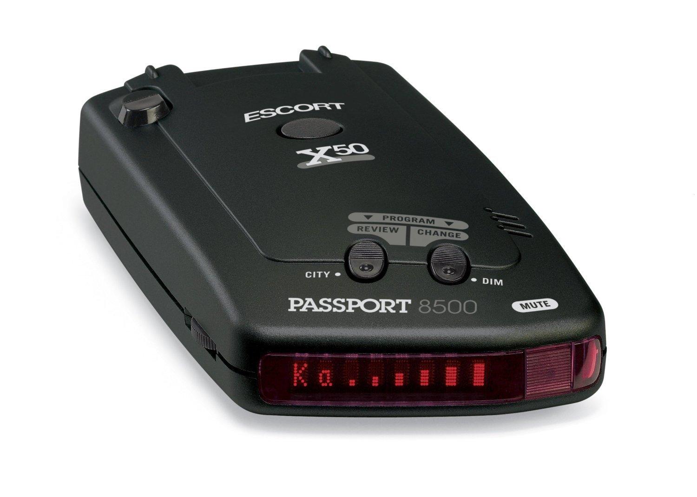 escort passport, older escort passport, passport 8500, escort x50 radar