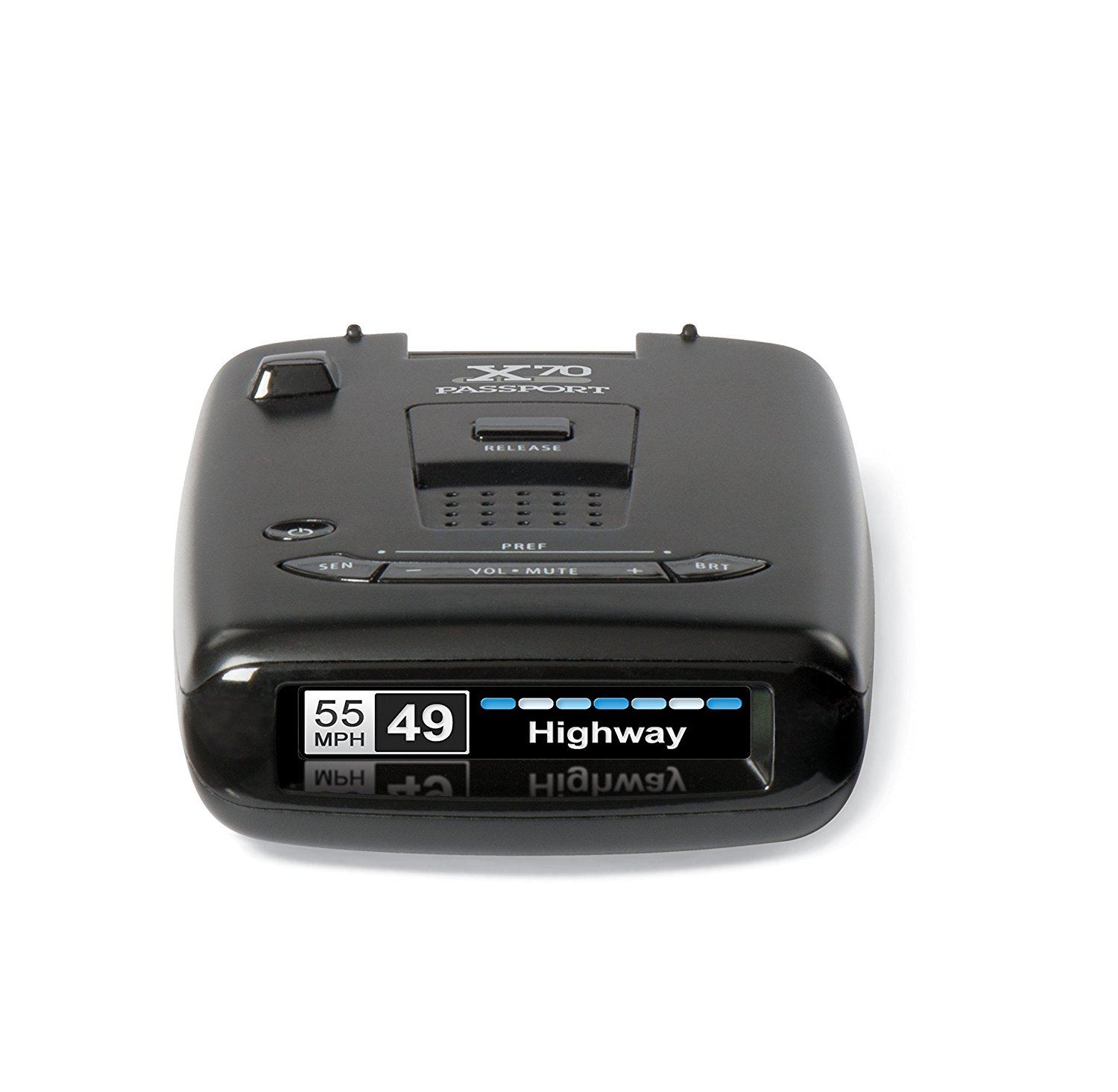 Escort Passport X70, escort radar, best escort radar detector