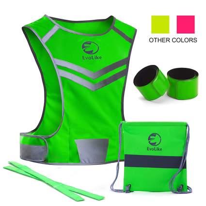 best reflective running vests