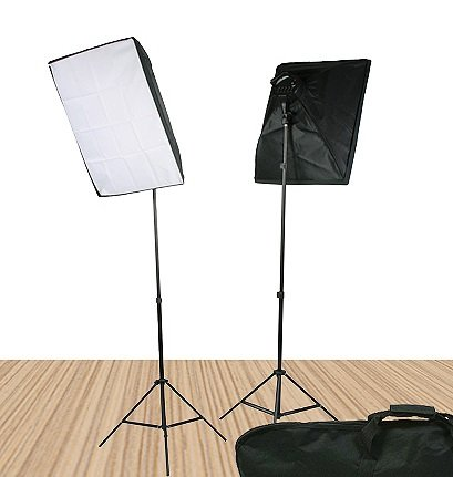FancierStudio Lighting Kit DV , photography lighting, studio lights, lighting kit