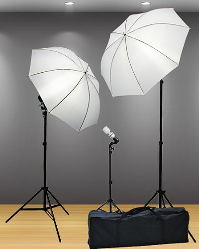FancierStudio Three Point Kit , photography lighting, studio lights, lighting kit