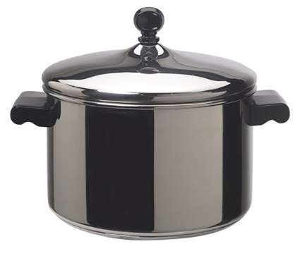 Farberware Classic Stainless Steel 4-Quart Covered Saucepot