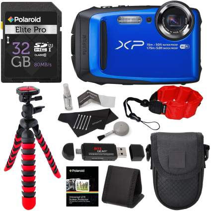 Fujifilm XP90 Underwater Camera, underwater camera, waterproof camera, best waterproof camera