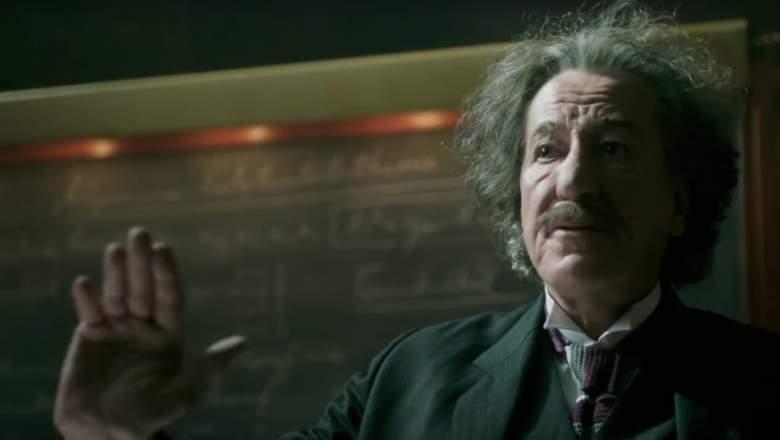 Genius Albert Einstein, Genius cast, Genius National Geographic