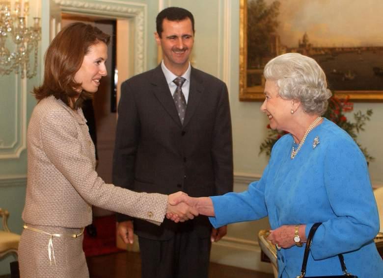Asma Al-Assad, Bashar Al-Assad wife, Syrin President wife, Asma Al-Assad London