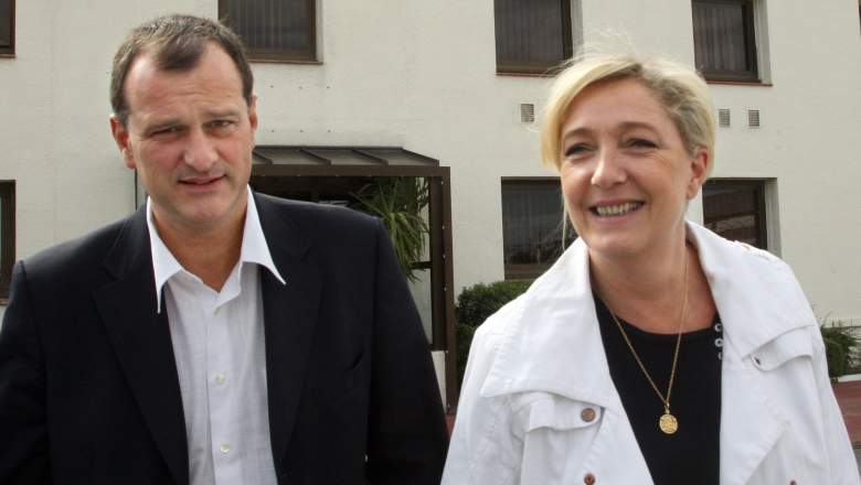 Marine Le Pen husband, Marine Le Pen boyfriend, Louis Aliot wife