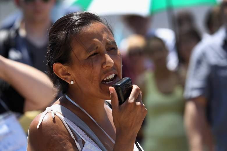 Jeanette Vizguerra, Jeanette Vizguerra activist, Jeanette Vizguerra protest