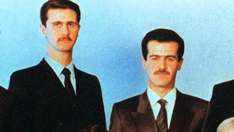Bashar al-Assad brother, Bassel Al-Assad, Bassel Al-Assad dead