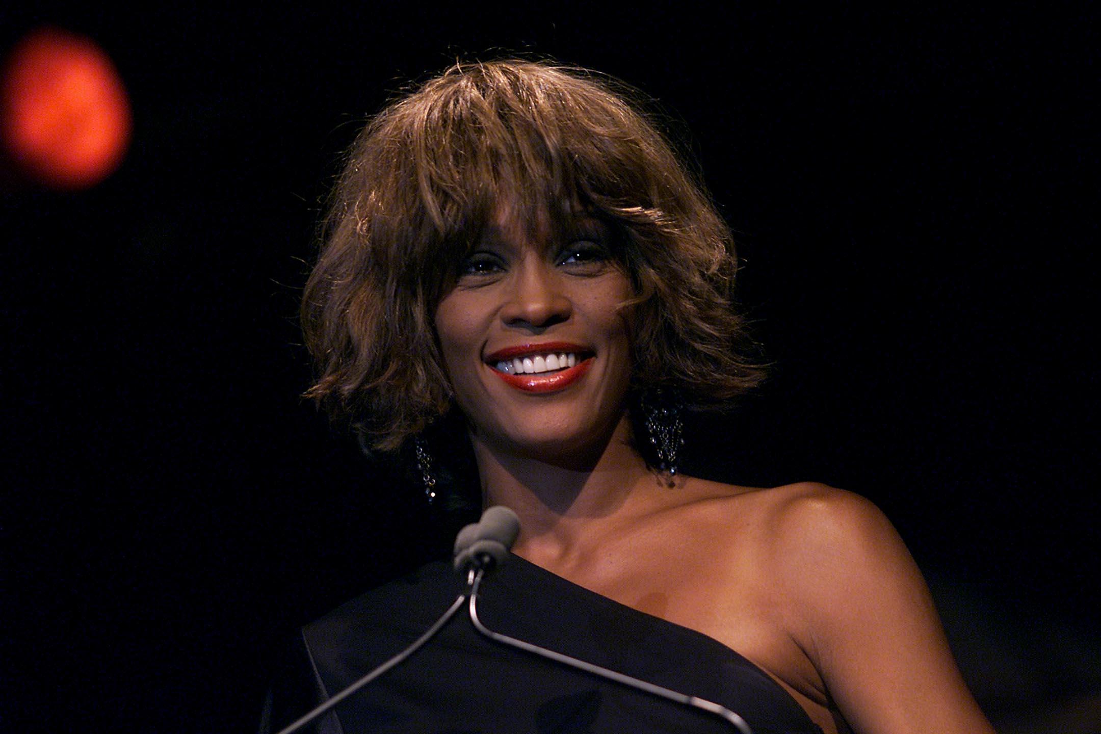 Whitney Houston Dee Dee Warwick