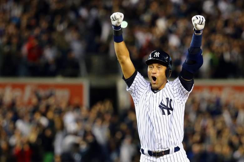 Derek Jeter Yankee Stadium, Derek Jeter Yankees, Derek Jeter 2014