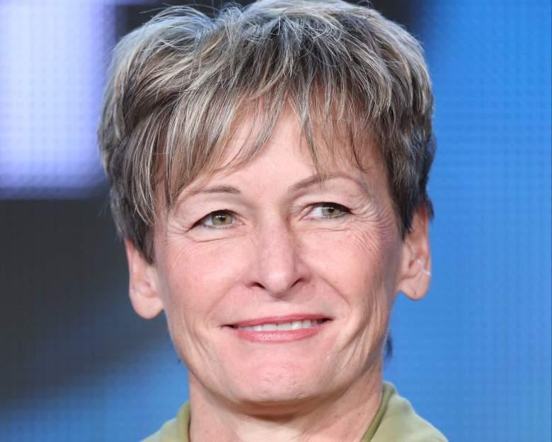 Peggy Whitson TCA, Peggy Whitson press conference, Peggy Whitson PBS