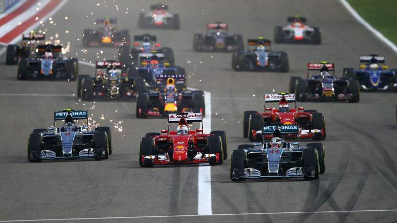 bahrain grand prix start time, tv channel usa, uk, 2017, what, when, where to watch, f1, formula one