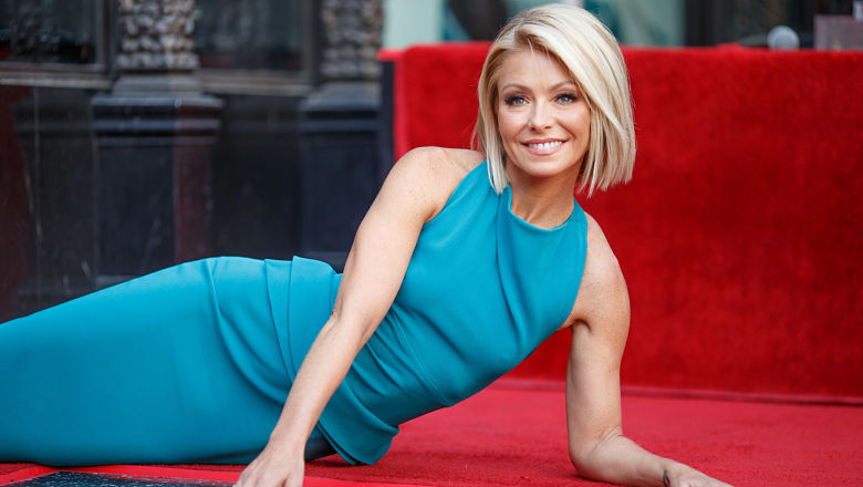 Kelly Ripa gets a star in Hollywood