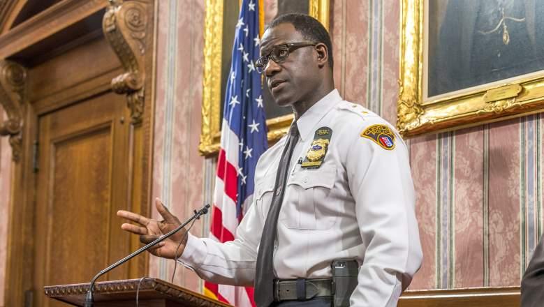 Cleveland Police Chief, Calvin Williams, Calvin Williams bio