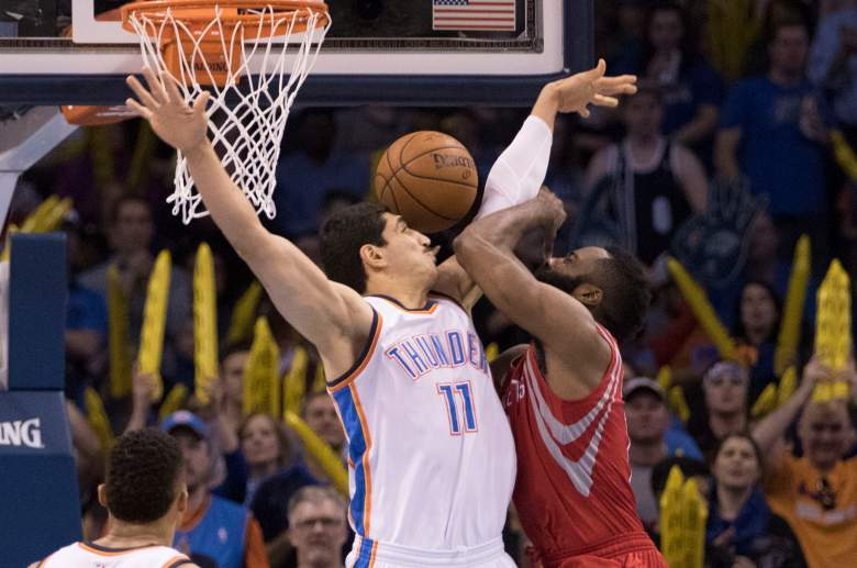 rockets, thunder, nba playoff, standings, latest, updated, seed, matchups