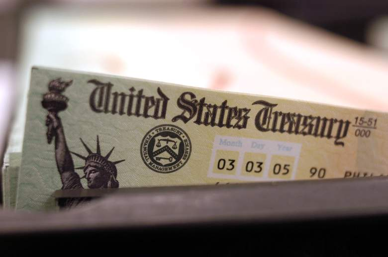Social Security check, Social Security checks, Social Security blank check