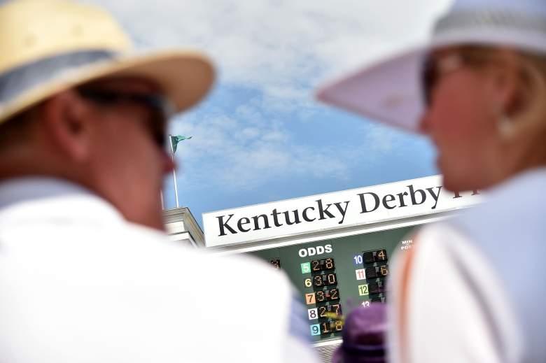 Kentucky Derby odds