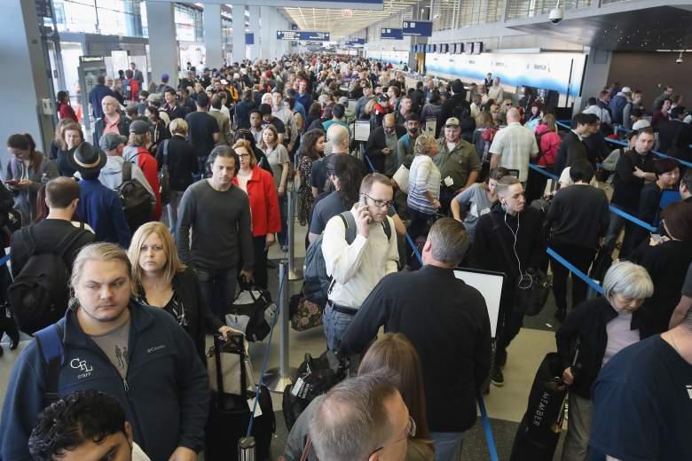 O'Hare International Airport,  O'Hare International Airport line, airport long lines