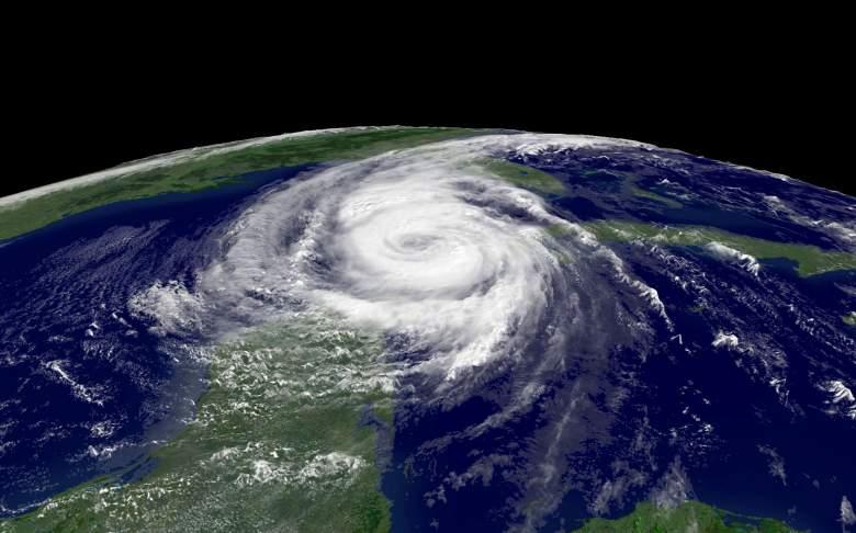 Hurricane Wilma nasa, Hurricane Wilma from space, Hurricane Wilma satellite image