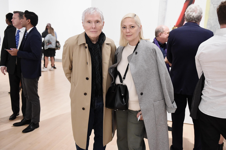 Glenn O'Brien wife Gina Nanni