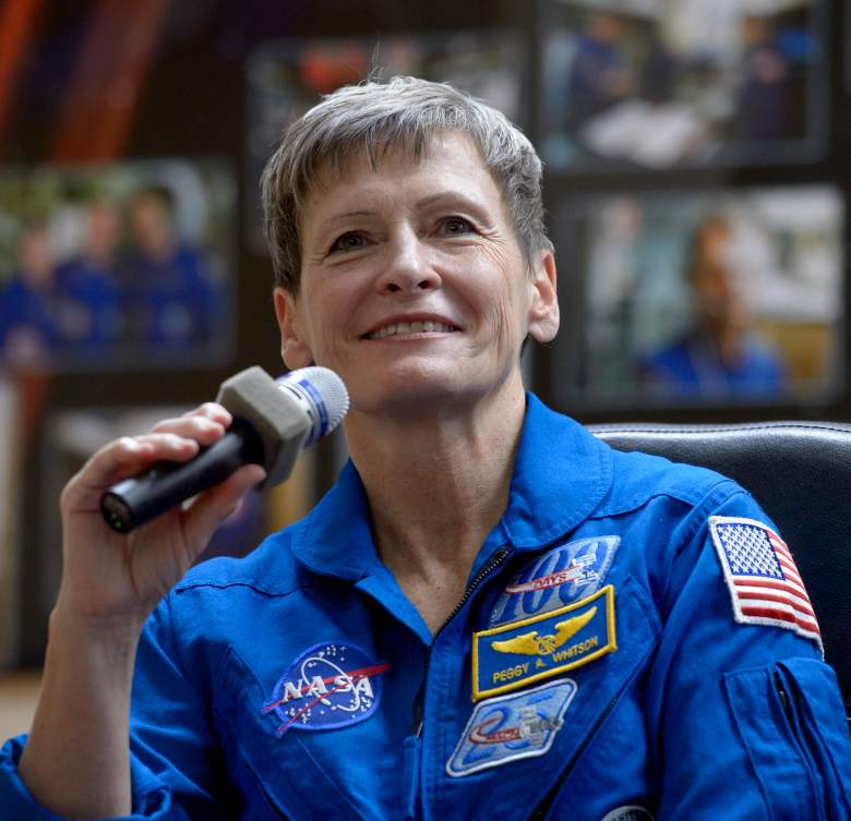 Peggy Whitson NASA, Peggy Whitson press conference, Peggy Whitson astronaut