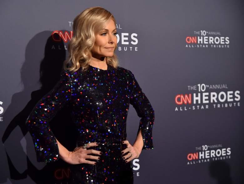 Kelly Ripa at CNN Heroes 2016
