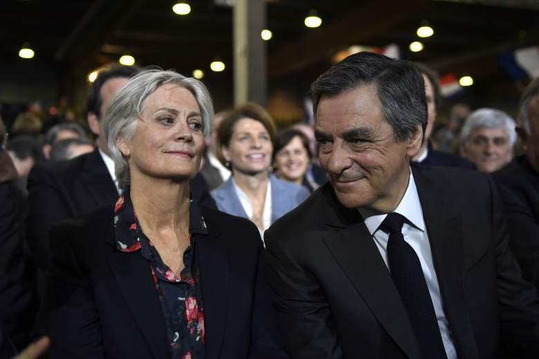 Penelope Fillon Francois, Francois Fillon wife, Francois Fillon wife penelope
