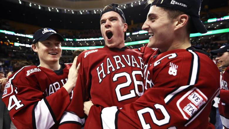 harvard vs minnesota duluth live stream, free, frozen four 2017, national hockey tournament semifinals, streaming, online, mobile, xbox one, app