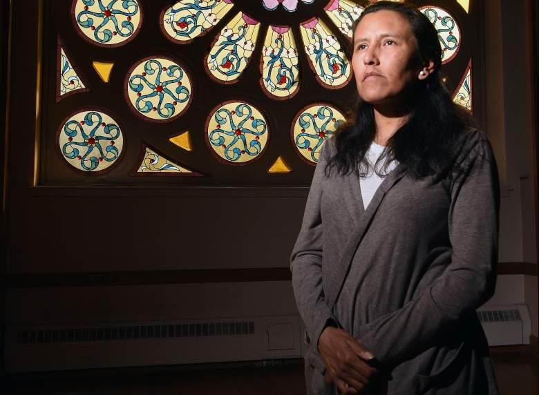 Jeanette Vizguerra church, Jeanette Vizguerra undocumented immigrant, Jeanette Vizguerra denver church
