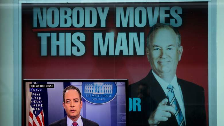 Bill O'Reilly meltdowns, Bill O'Reilly fired, Bill O'Reilly Inside Edition meltdown