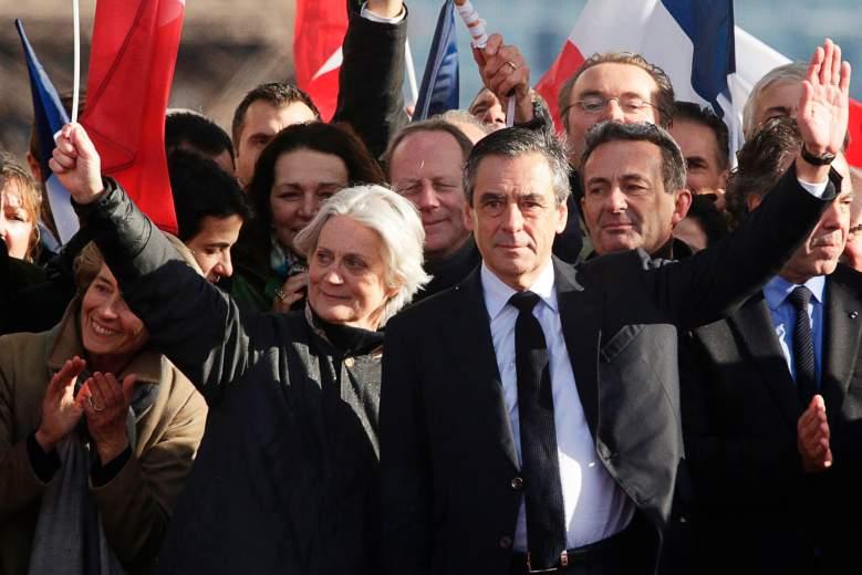 Penelope Fillon Francois, Francois Fillon wife, Penelope Fillon Francois Fillon