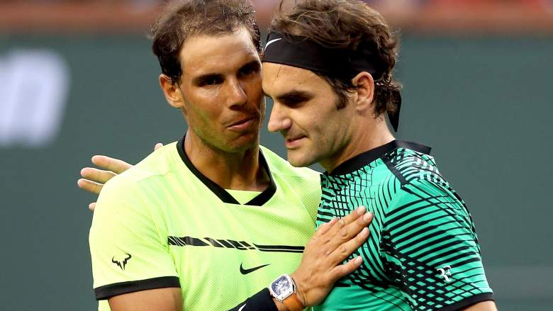 roger federer vs rafael nadal, federer nadal odds, prediction, miami masters 2017, who will win, head-to-head history