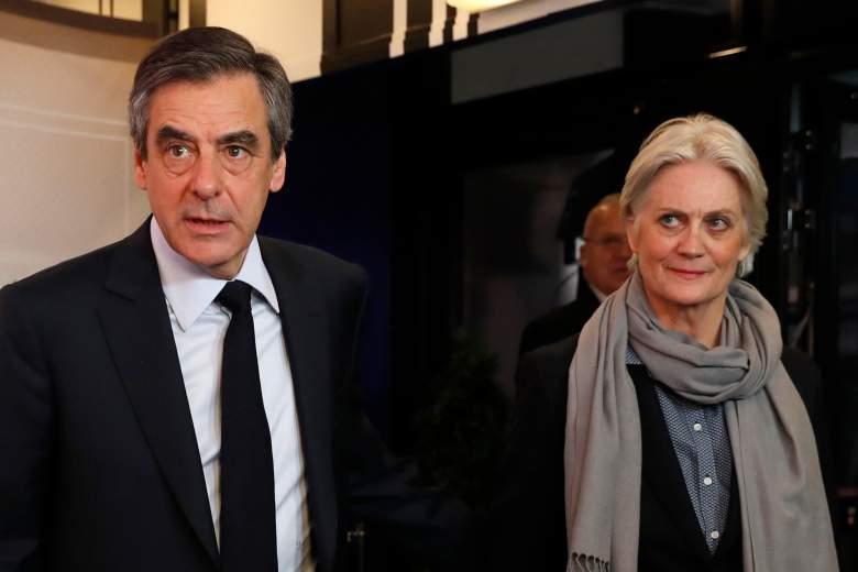 Penelope Fillon, Penelope Fillon Francois, Francois Fillon wife