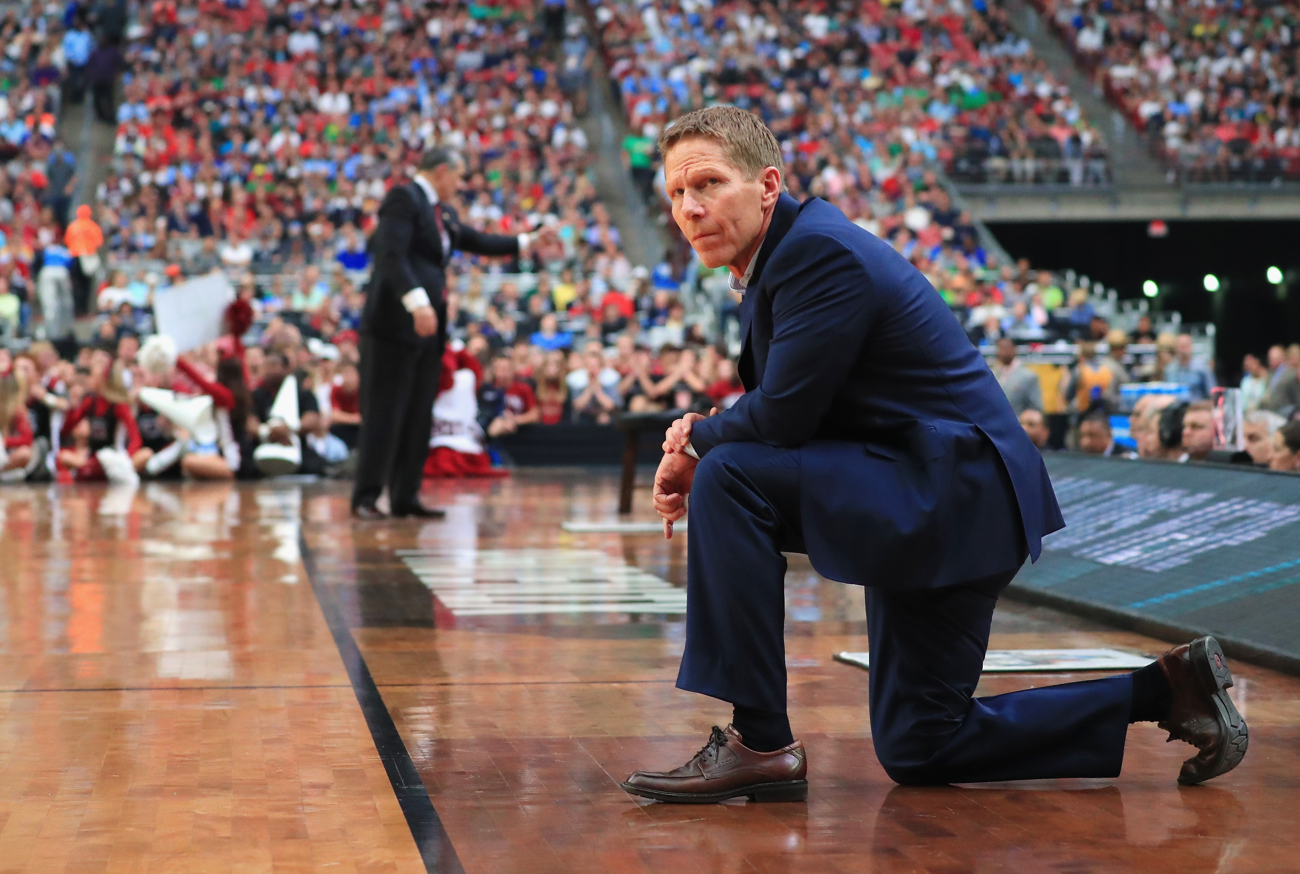 Marcy Laca, Mark Few's Wife: 5 Fast Facts You Need to Know | Heavy.com