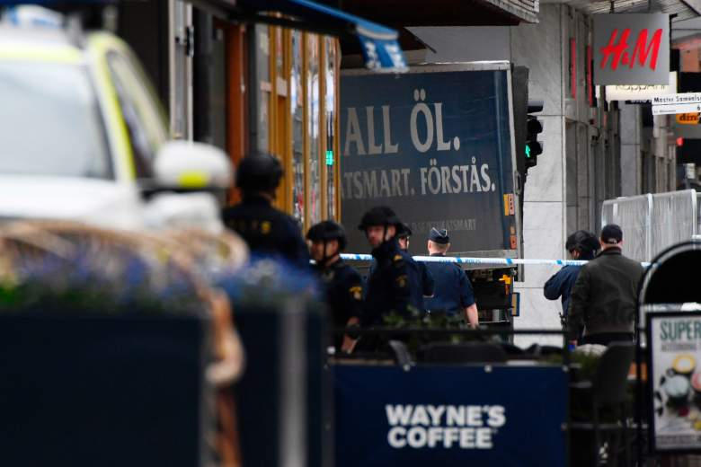 sweden terror attack