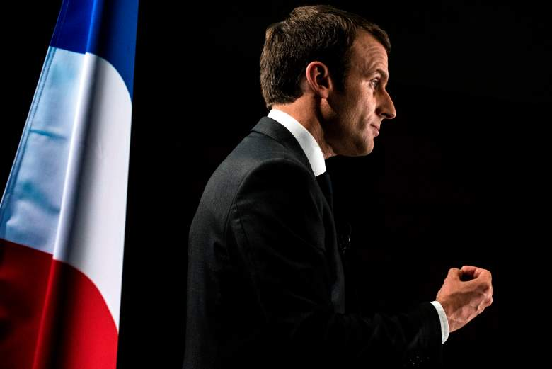 Emmanuel Macron, Emmanuel Macron speech, Emmanuel Macron campaign rally