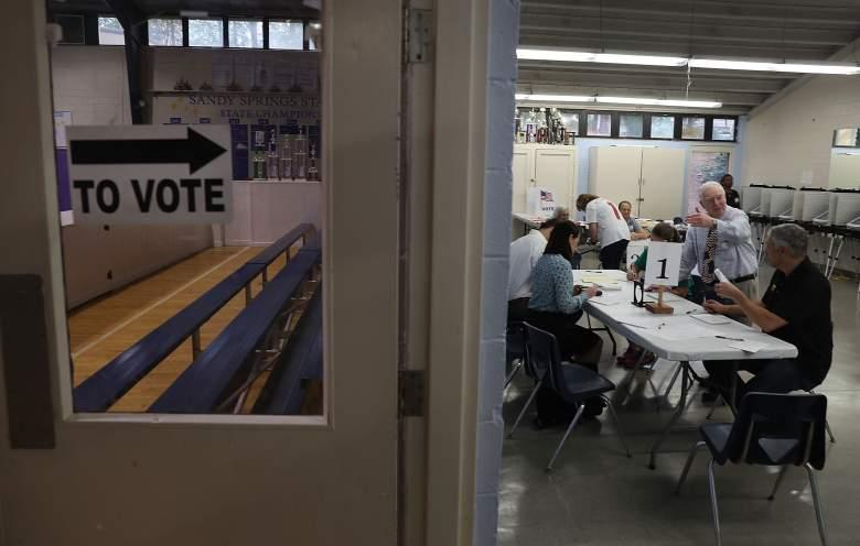 Georgia 6th district, Georgia 6th congressional district poll, Georgia sixth congressional district poll