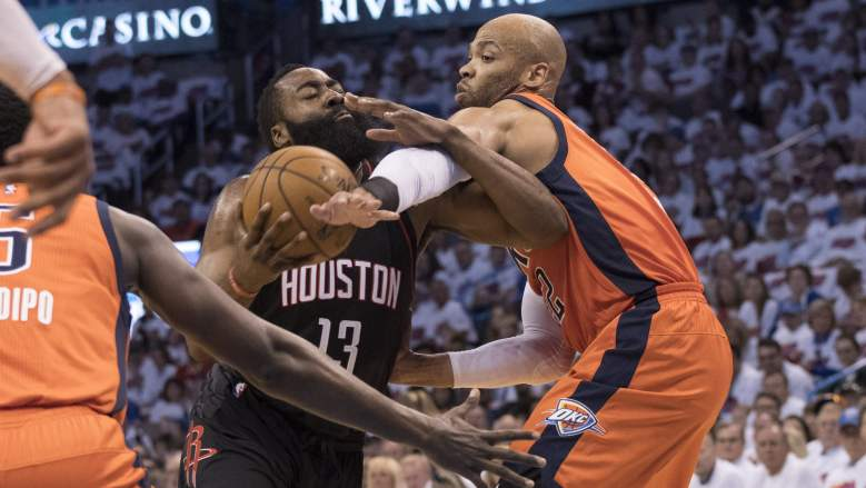 thunder vs rockets live stream, game 5, watch thunder-rockets without cable, tnt streaming, online, mobile, xbox one, app, sling tv