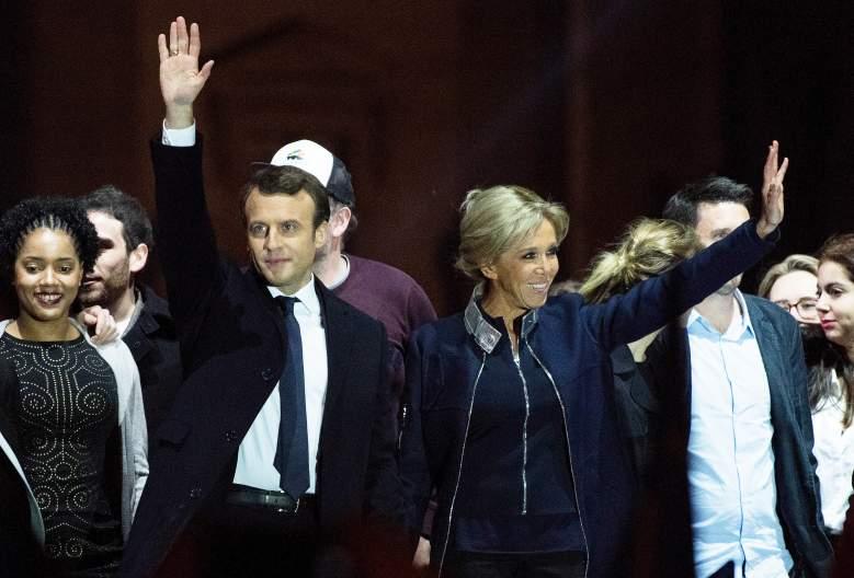 Brigitte Macron Emmanuel S Wife 5 Fast Facts Heavy Com